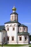 Église russe Image stock