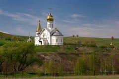 Église russe Image libre de droits