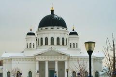Église russe Photos libres de droits