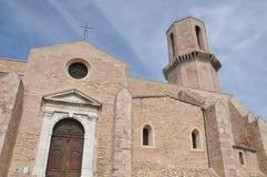 Église Saint Laurent, Marseille, France photo stock