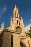 Église Santa Eulalia Images stock