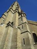 Église si St George, côté est Photos stock