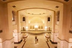 Église souterraine de cathédrale de trinité sainte Images libres de droits