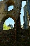 Église St Andrew, Walberswick R-U de ruines, Photographie stock