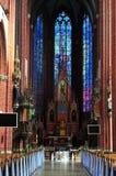 Église St Arkhangel Michael Wroclaw, Poaland, 2018 photo stock