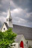 Église Steeple Photographie stock