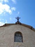 Église sur la montagne Nebo image stock