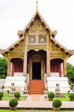 Église thaïe de type Photo stock