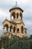 Église Trinity, Tbilisi, la Géorgie Images libres de droits