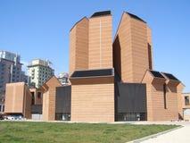 Église, Turin (Torino), Italie Images stock