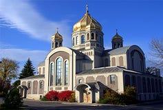 Église ukrainienne Photo libre de droits
