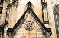 église vieille Images libres de droits