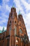 église vieille Image libre de droits