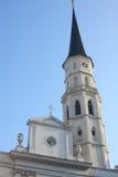 Église Vienne de rue Michael Photographie stock