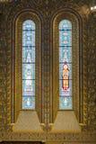 Église Windows images libres de droits