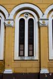 Église Windows Photographie stock libre de droits