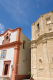 Églises dans Gallipoli image stock
