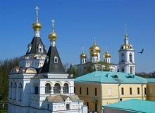 Églises en Russie Image stock