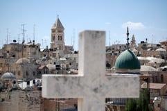 Églises et mosquées Photos libres de droits