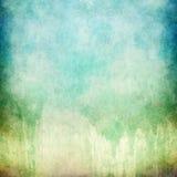 Égouttement souillé abstrait Photo libre de droits