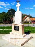 Égua de Joia - monumento Imagem de Stock