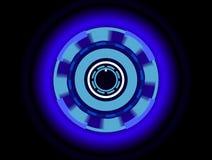 Élève de la science fiction, illustration 3d Photo libre de droits