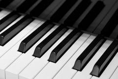 Élégance de la musique Images stock
