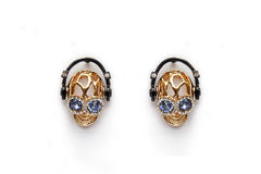Élégance Earings Image stock