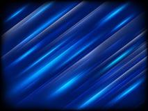 élégant bleu de fond ENV 10 Images stock