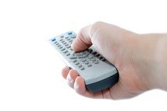 Élément à télécommande infrarouge à disposition Photos libres de droits