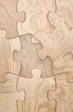 Élément absent de puzzle Image stock
