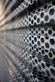 Élément architectural de la structure externe du bâtiment Photographie stock libre de droits