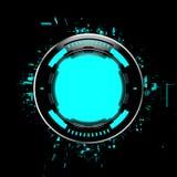 Élément de conception de la science-fiction Photographie stock libre de droits