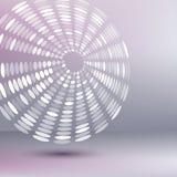 Élément de design d'entreprise sur le fond 3d pour la présentation de votre produit - dirigez l'illustration, conception graphiqu Images libres de droits