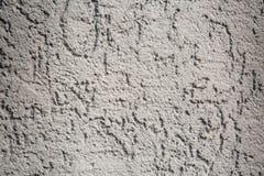 Élément de mur avec un plâtre de soulagement Photographie stock libre de droits