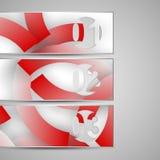 Élément de Web de vecteur pour votre conception Image stock