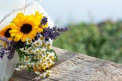 élément floral pour épouser des graphiques Photo libre de droits