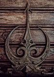 Élément gothique de fenêtre Photos libres de droits