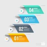 Élément moderne d'infographics Images stock