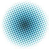 Élément tramé abstrait de conception Fond de point d'art de bruit la Bruit-AR images stock