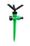 Éléments à votre tuyau d'arrosage - jet - terre d'irrigation photos libres de droits