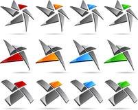 Éléments abstraits. Image stock