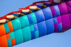 Éléments abstraits de cerf-volant pour le fond photos stock