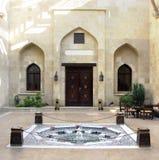 Éléments d'architecture du Caire Image libre de droits