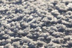 Éléments d'hiver Photo stock