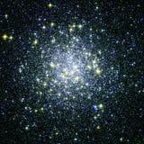 Éléments d'image augmentés d'univers de groupe d'étoile de la NASA/d'ESO   Fractale Art Background Wallpaper image libre de droits
