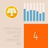 Éléments d'Infographic. Photographie stock libre de droits