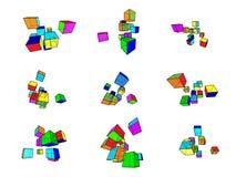 Éléments de conception Image stock