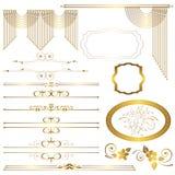 Éléments de conception. Images stock