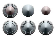 Éléments de conception, cônes illustration libre de droits